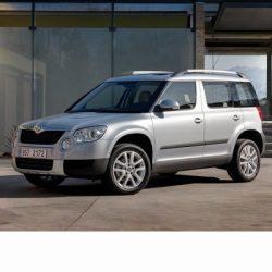 Autó izzók bi-xenon fényszóróval szerelt Skoda Yeti (2009-2013)-hez