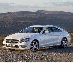 Autó izzók a 2011 utáni ledes fényszóróval szerelt Mercedes CLS Sedan-hoz