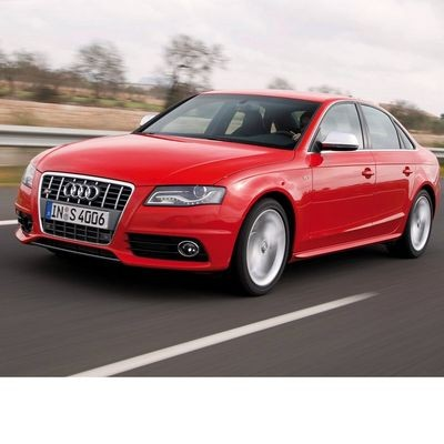 Autó izzók a 2009 utáni halogén izzóval szerelt Audi S4 (8K)-hez