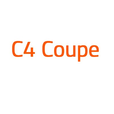 Citroen C4 Coupe autó izzó