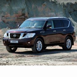 Nissan Patrol (2010-) autó izzó