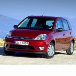 Autó izzók halogén izzóval szerelt Ford Fiesta (2002-2005)-hoz