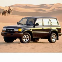 Toyota Land Cruiser (1990-1998) autó izzó