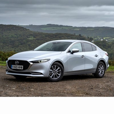 Mazda 3 Sedan (2019-) autó izzó