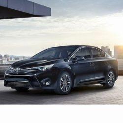 Autó izzók a 2015 utáni halogén izzóval szerelt Toyota Avensis Sedan-hoz
