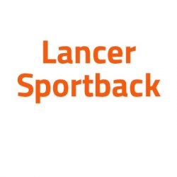 Mitsubishi Lancer Sportback autó izzó