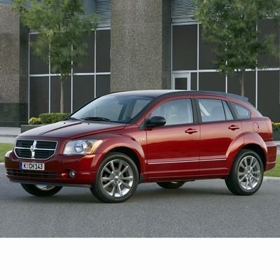 Autó izzók halogén izzóval szerelt Dodge Caliber (2010-2012)-hez