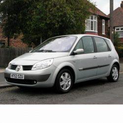 Renault Scenic (2003-2009) autó izzó
