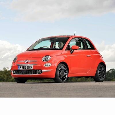 Autó izzók a 2015 utáni halogén izzóval szerelt Fiat 500C-hez