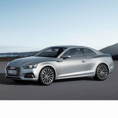 Autó izzók a 2016 utáni LED-es fényszóróval szerelt Audi A5-höz