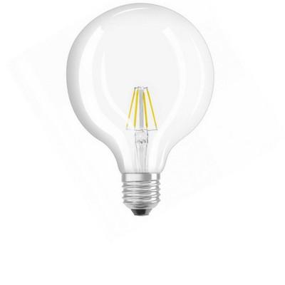 Nagygömb filament LED