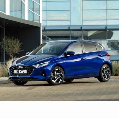 Hyundai i20 (2020-) autó izzó