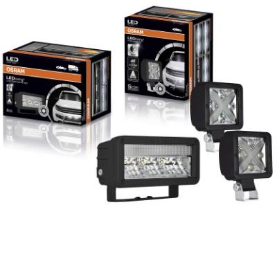 LEDriving Lightbar kiegészítő LED lámpa