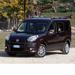 Autó izzók a 2010 utáni halogén izzóval szerelt Fiat Doblo-hoz