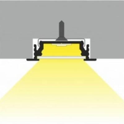 Süllyeszthető LED profil