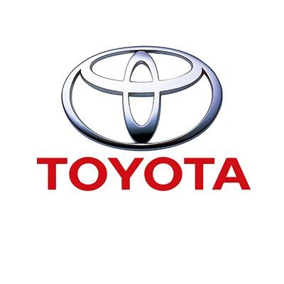 Toyota autó izzó
