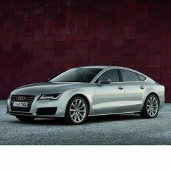 Autó izzók a 2010 utáni ledes fényszóróval szerelt Audi A7 Sportback (4GA)-hez