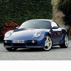 Autó izzók halogén izzóval szerelt Porsche Cayman (2005-2008)-hoz