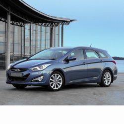 Autó izzók a 2011 utáni halogén izzóval szerelt Hyundai i40 Kombi-hoz