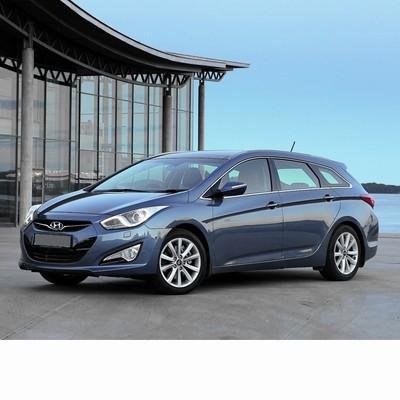Autó izzók halogén izzóval szerelt Hyundai i40 Kombi (2011-2015)-hoz