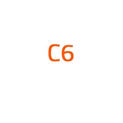 Citroen C6 autó izzó