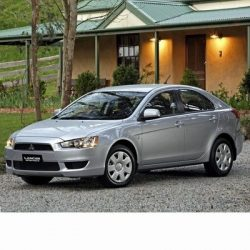 For Mitsubishi Lancer Sportback after 2008 with Bi-Xenon Lamps