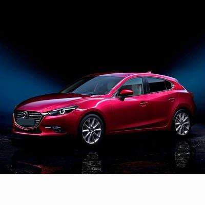 Autó izzók LED-es fényszóróval szerelt Mazda 3 (2016-2019)-hoz