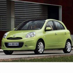 Autó izzók halogén izzóval szerelt Nissan Micra (2010-2013)-hoz