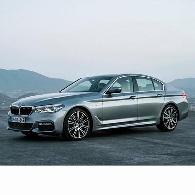 BMW 5 (G30) 2017 autó izzó