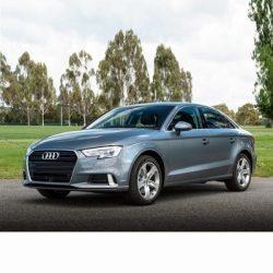 Autó izzók a 2013 utáni ledes fényszóróval szerelt Audi A3 Sedan-hoz
