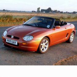 Autó izzók halogén izzóval szerelt MG F (1995-2002)-hez