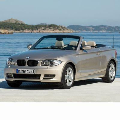 Autó izzók halogén izzóval szerelt BMW 1 Cabrio (2007-2011)-hoz