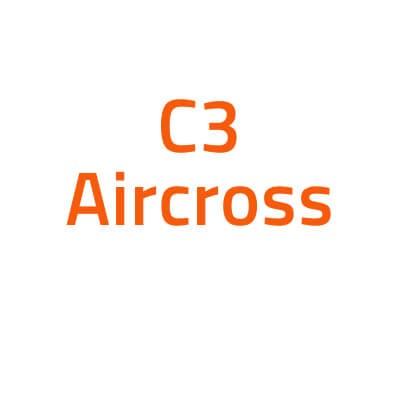 Citroen C3 Aircross autó izzó