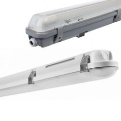 Fluorescent Lamp, IP65 Dust and Mistproof