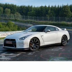 Autó izzók a 2008 utáni xenon izzóval szerelt Nissan GT-R-hez