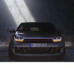 Osram Golf VII Full LED fényszóró lámpa Xenon lámpatest helyére