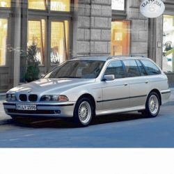 For BMW 5 Kombi (1996-2000) with Halogen Lamps