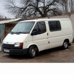 For Ford Transit (1986-1994) with Halogen Lamps