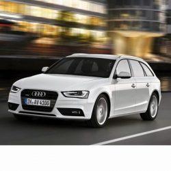 Autó izzók a 2013 utáni halogén izzóval szerelt Audi A4 Avant (8K5)-hoz