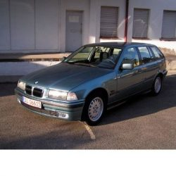 For BMW 3 Kombi (1995-1999) with Halogen Lamps
