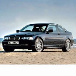 For BMW 3 Coupe (2001-2003) with Xenon Lamps