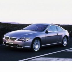 Autó izzók xenon izzóval szerelt BMW 6 (2004-2010)-hoz
