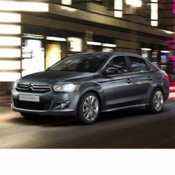 Autó izzók a 2012 utáni halogén izzóval szerelt Citroen C-Elysée-hez
