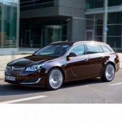 For Opel Insignia Kombi after 2014 with Halogen Lamps