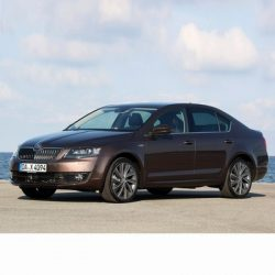 For Skoda Octavia after 2013 with Halogen Lamps