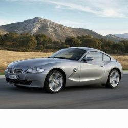 For BMW Z4 Coupe (2006-2008) with Xenon Lamps