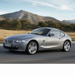Autó izzók xenon izzóval szerelt BMW Z4 Coupe (2006-2008)-hoz