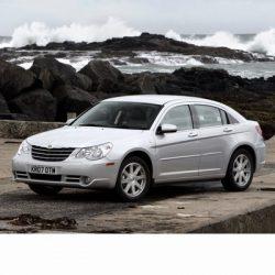 Chrysler Sebring (2006-2010) autó izzó