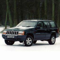Jeep Grand Cherokee (1992-1998) autó izzó