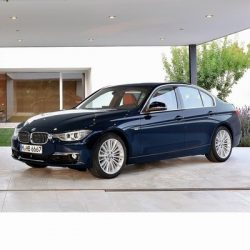 BMW 3 (F30) 2012 autó izzó
